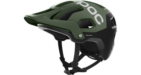 POC Tectal Helmet septane green